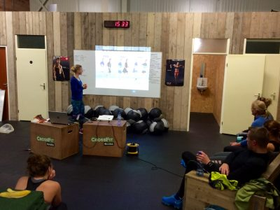 CrossFit Gouda Pose Running Clinic