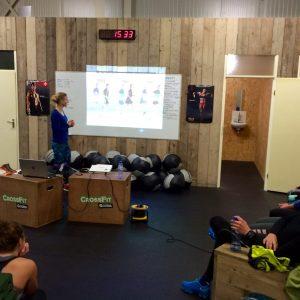 CrossFit Gouda Pose Running Clinic