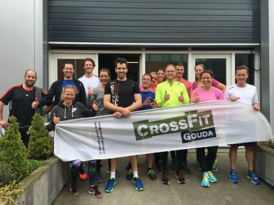 Pose Running Clinic CrossFit Gouda 2