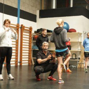 CrossFit Endurance Course