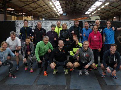 Unbreakable Runner Clinic CrossFit Zevenhuizen