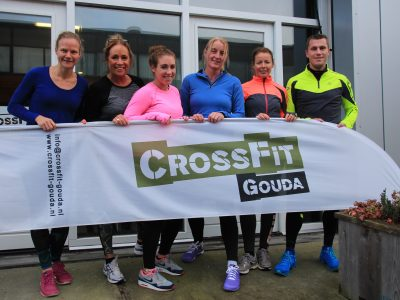 Clinic Pose Running CrossFit Gouda
