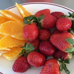 Paleo is: een beetje fruit