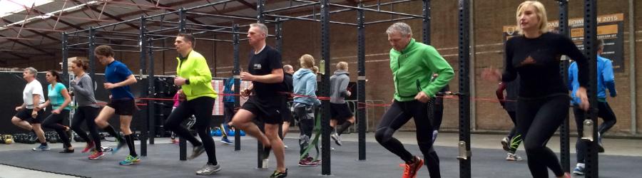 Pose Running Clinic