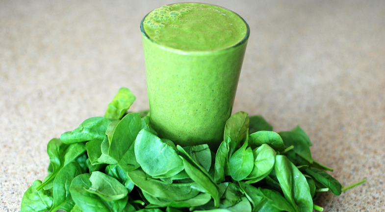 Groene power smoothie